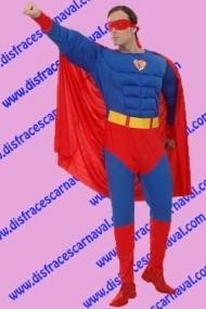 disfraz superman adulto