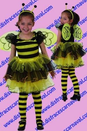 disfraz abeja