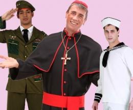 Soldados,Marineros y Clero