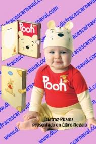 disfraz bebe winnie de pooh