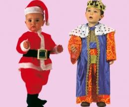 disfraces navideños infantiles
