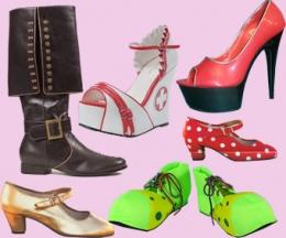 Calzado y cubrezapatos