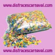 Bolsa 80gr confetti multicolor