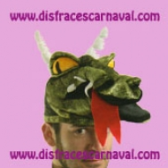 gorro dragon