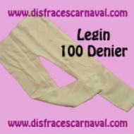 Leggin Infantl Blanco 100D