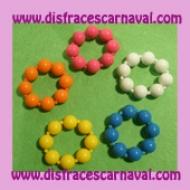 Pulsera elastica bolas Gr