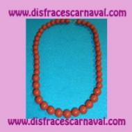 Collar Tono Coral