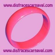 Pulsera Aro Adulto Rojo-Granate