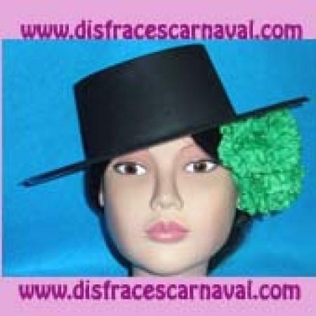 sombrero cordobes - Disfraces CARNAVAL 1f6f3b6b1a0