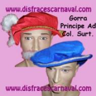 Gorra Principe Lux