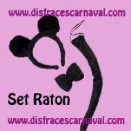 Set Raton Negro
