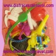 Bolsa relleno piñatas