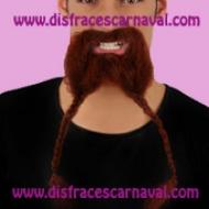 Barba Vikinga NEGRA