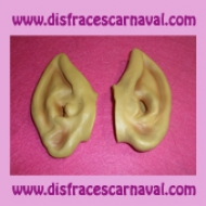 Par orejas Duende sombreadas