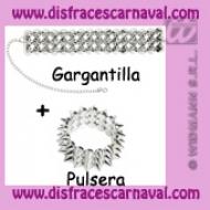 Set Gargantilla+Pulsera