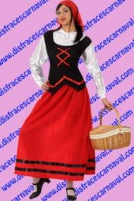 disfraz adulto castellana