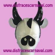 Diadema con morro Vaca