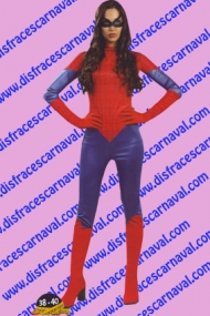 Spidewoman enterizo