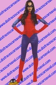 disfraz spider girl