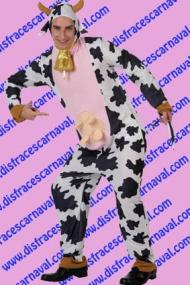 Vaca con ubres