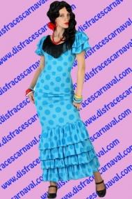 Flamenca corte sirena Tq
