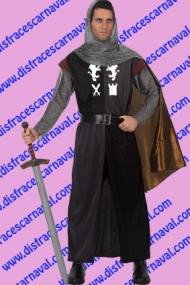 Caballero Medieval Bicolor Gris Ng