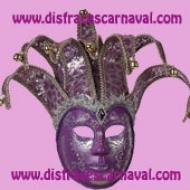 Veneciana entera purpura