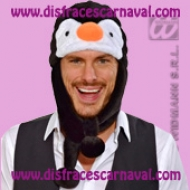 Gorro Pinguino