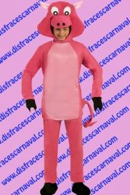 Disfraz Cerdo