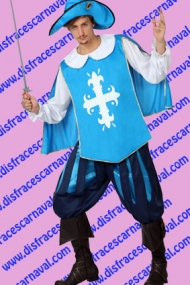 Mosquetero Azul