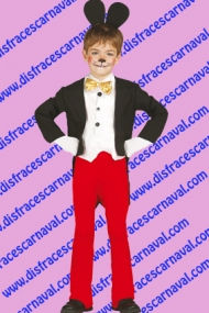 disfraz raton mickey