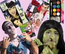 Lentillas,Maquillajes, Cicatrices y Dentaduras