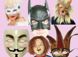 Antifaces y Mascaras