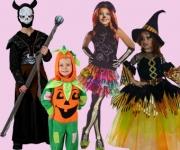 Disfraces Terror Infantiles