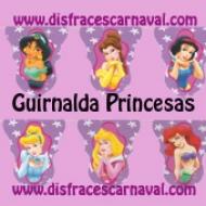 Guinalda Princesas Disney