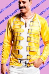 Camiseta Fredy Mercury