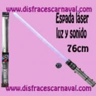 Espada Láser extensible Luz Sonido