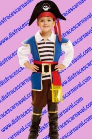 disfraz Pirata Jake