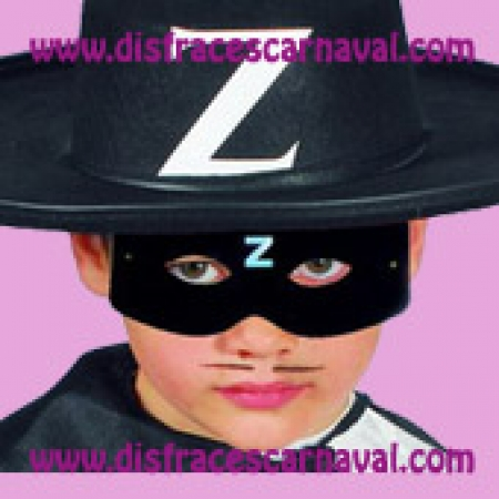Antifaz El Zorro