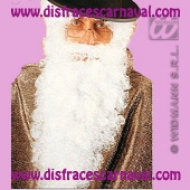 Barba BL larga y rizosa
