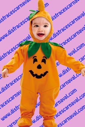 Disfraz calabaza bebe Nombre de la empresa