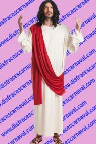 disfraz jesucristo