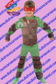 disfraz tortugas ninja