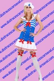 disfraz marinera