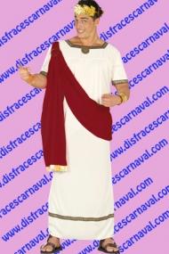 disfraz senador romano