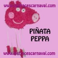 Piñata Papel Seda Peppa