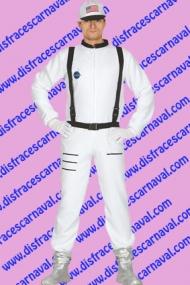 Disfraz barato de astronauta