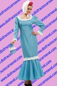 disfraz madrileña adulto