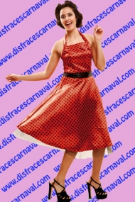 vestido 50´s pin up