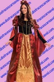 Dama medieval tudor